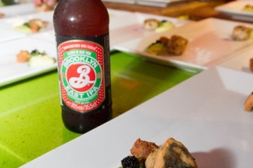 Soda Studio de Cocina y Brooklyn Brewery