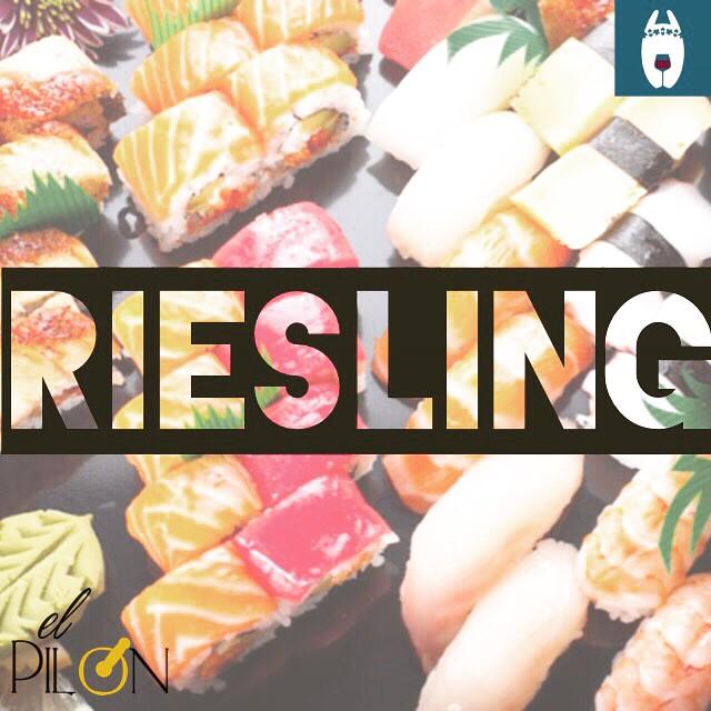 sushi riesling
