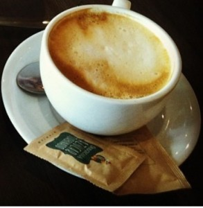 Una de las variedades de café de Librería AC