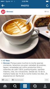 Café 100% puertorro