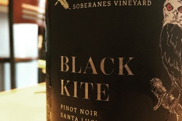 BLACK KITE SOBERANES VINEYARD 2013