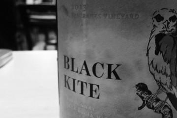 BLACK KITE SOBERANES VINEYARD SANTA LUCIA 2013