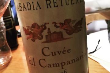 Cuvée El Campanario