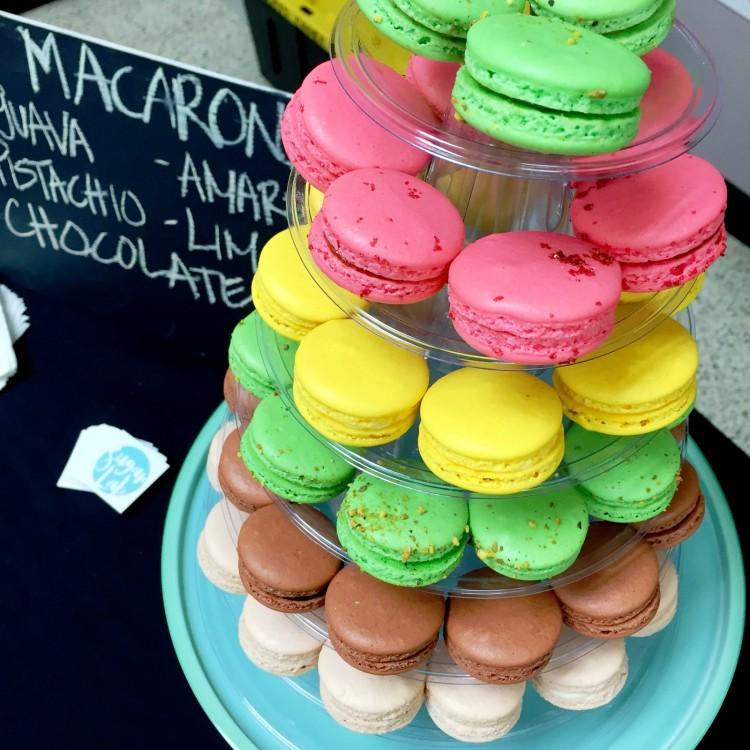 Deliciosos Macarons de SugarLab