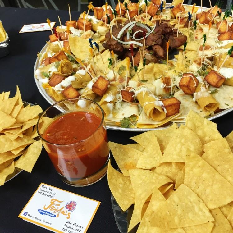 Frida's dirá presente con sus platos mexicanos